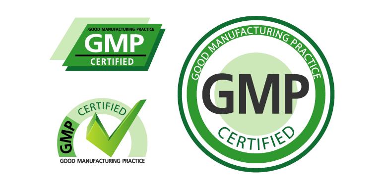 เป็นผลิตภัณฑ์ที่ได้รับ มาตรฐาน GMP