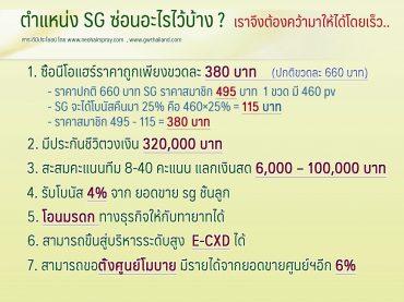 ตำแหน่ง SG ซ่อนอะไรไว้บ้าง? เหตุผลที่เราต้องรีบคว้ามาให้ได้โดยเร็ว